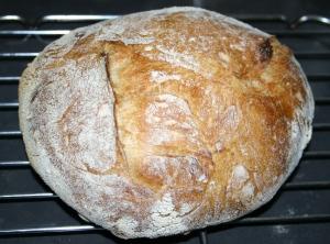 Peter Bakes Bread