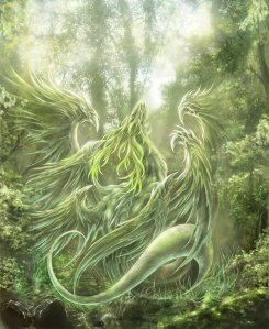 Emeraldine Harmony