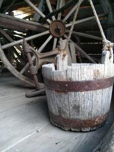 bucket of life
