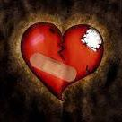 heart patched