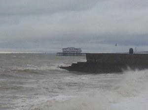 Taken this morning  at Brighton beach 1000 by me