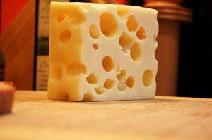 Swiss-Cheese