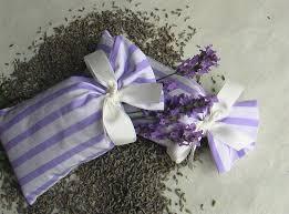 Lavender satchets