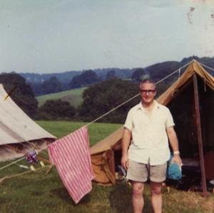 John at Charmouth