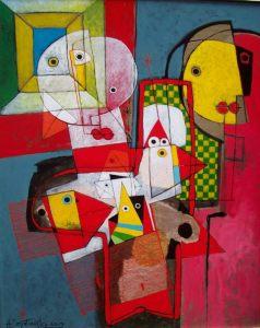 Henryk Szydlowski www.manyunggallery.com.au