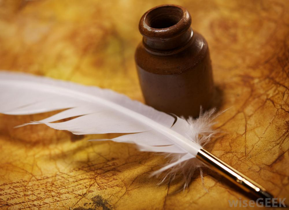 quill-and-ink