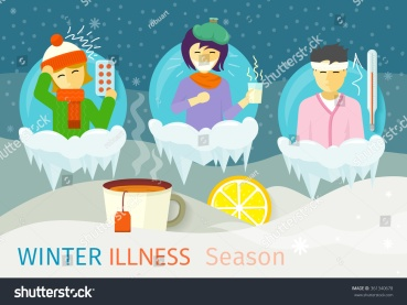 sickness winter