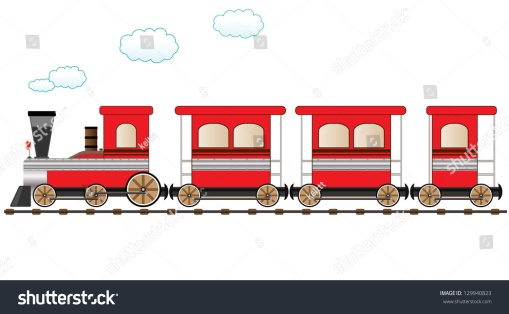 train red