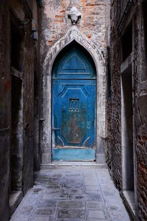 DOOR - VENICE BLUE