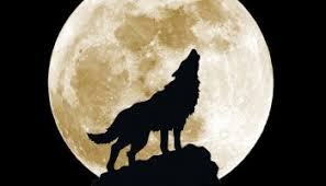 GIANT WOLF MOON