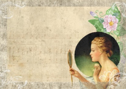 mirror image - beauty