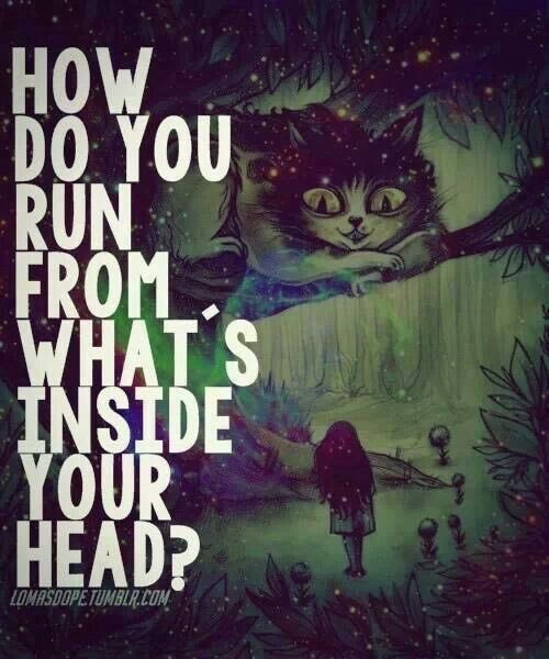 what's in your head