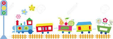 cute train