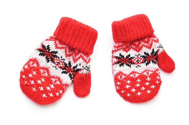 childs mitts