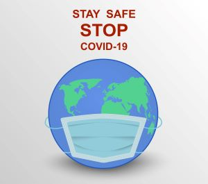 wear a-mask-to-stay-safe-from-covid-19-vector