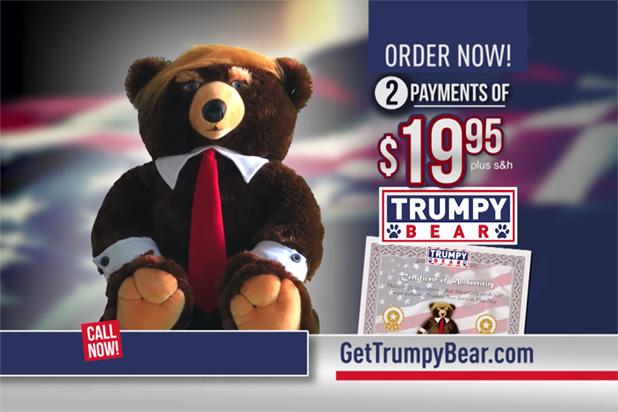 Trumpy-Bear
