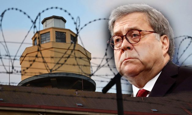 Barr prison