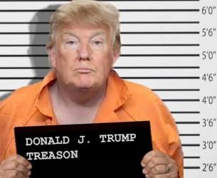 Trump Mug Shot