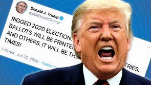 trump election rejection