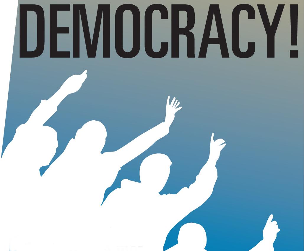 democracy prevails