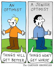 Jewish optimist