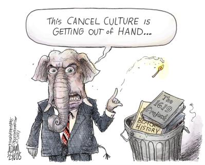 GQP Cancel Culture