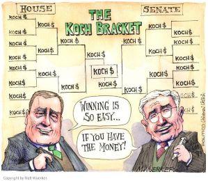 Koch Bros money